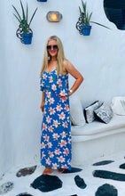 Load image into Gallery viewer, Heidi Maxi Dress in Big Bold Flower
