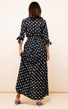 Load image into Gallery viewer, Dove Dress in Painted Dot