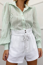 Load image into Gallery viewer, Knowles Shirt in Mint Green