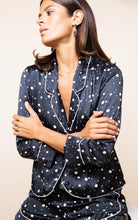 Load image into Gallery viewer, Oonah Shortie Pyjama Set in Black Speckle