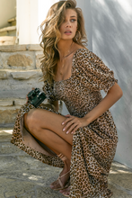 Load image into Gallery viewer, Chelsea Shir Dress in Leopard