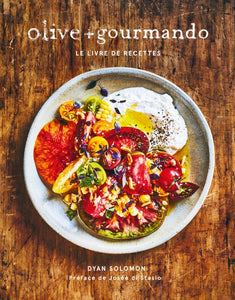 Olive and Gourmando book signed