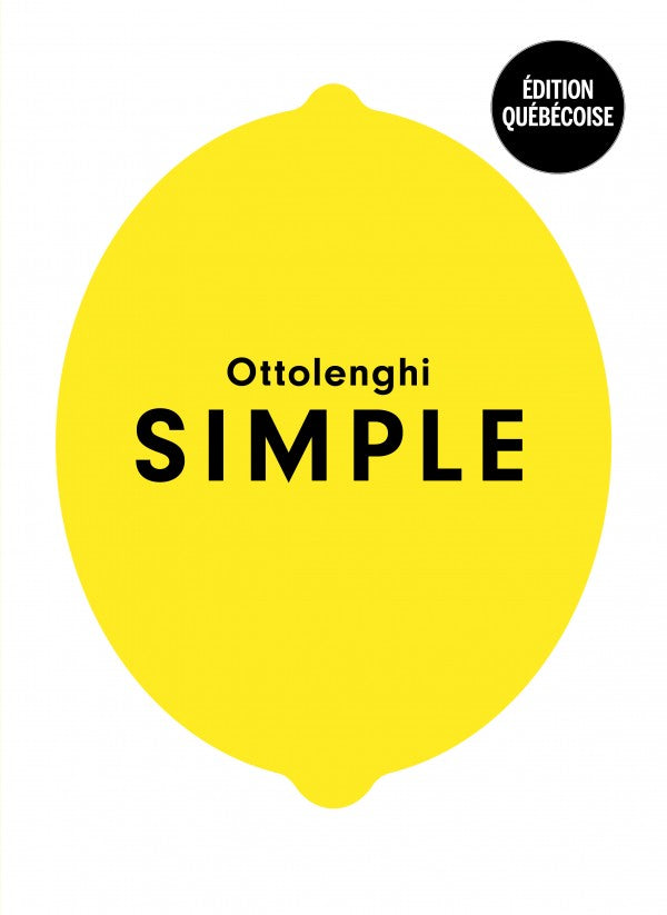 Livre Simple de  Ottolenghi