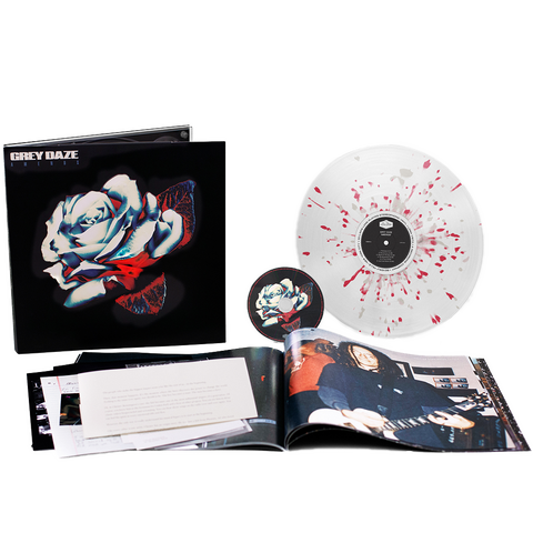Amends Deluxe Grey Daze Shop Exclusive Edition LP + Digital Album