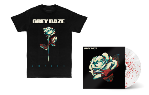 Deluxe LP/CD + T-Shirt Bundle
