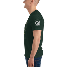 Load image into Gallery viewer, Operation Q | Subdued Sleeve Flag Logo | Unisex Jersey Tee