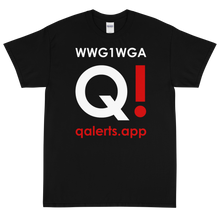 Load image into Gallery viewer, BIG & TALL: QAlerts.app Tee