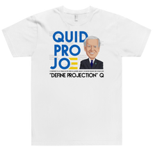 Load image into Gallery viewer, Quid Pro Joe | Unisex Jersey Tee
