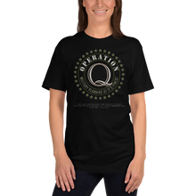 Load image into Gallery viewer, Operation Q | Unisex Jersey Tee