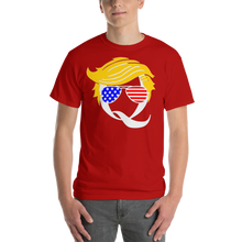Load image into Gallery viewer, BIG & TALL: Q+ (Trump) American Shades Tee