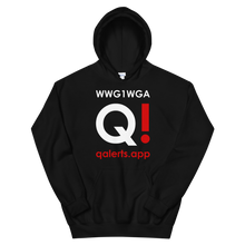 Load image into Gallery viewer, QAlerts.app | Unisex Hoodie