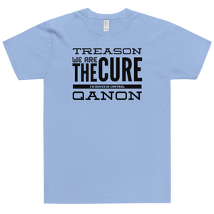 Treason, We Are The Cure Text | Unisex Jersey Tee