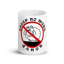 Load image into Gallery viewer, Sheep No More | Ceramic Coffee Cup / Mug