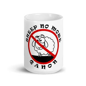 Sheep No More | Ceramic Coffee Cup / Mug