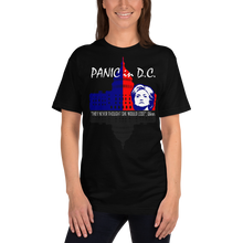Load image into Gallery viewer, Panic In DC | Hillary | Unisex Jersey Tee