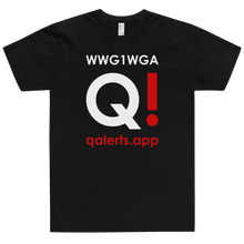 Load image into Gallery viewer, QAlerts.app | Unisex Jersey Tee