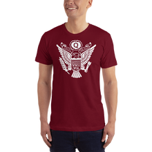 Load image into Gallery viewer, Trust The Plan - WWG1WGA QAnon Eagle | Unisex Jersey Tee