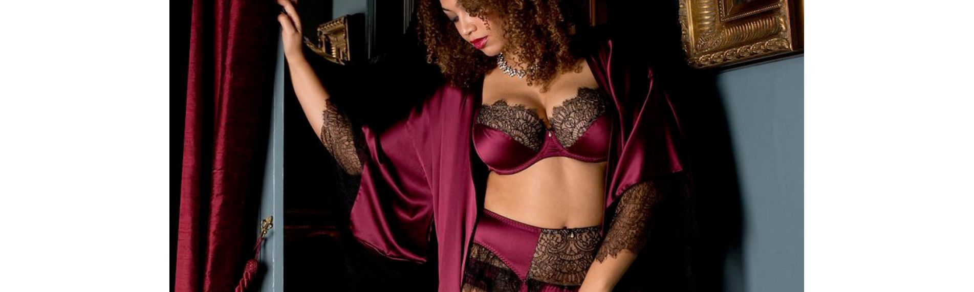 Harlow and Fox Lingerie Brand. Bras and Panties