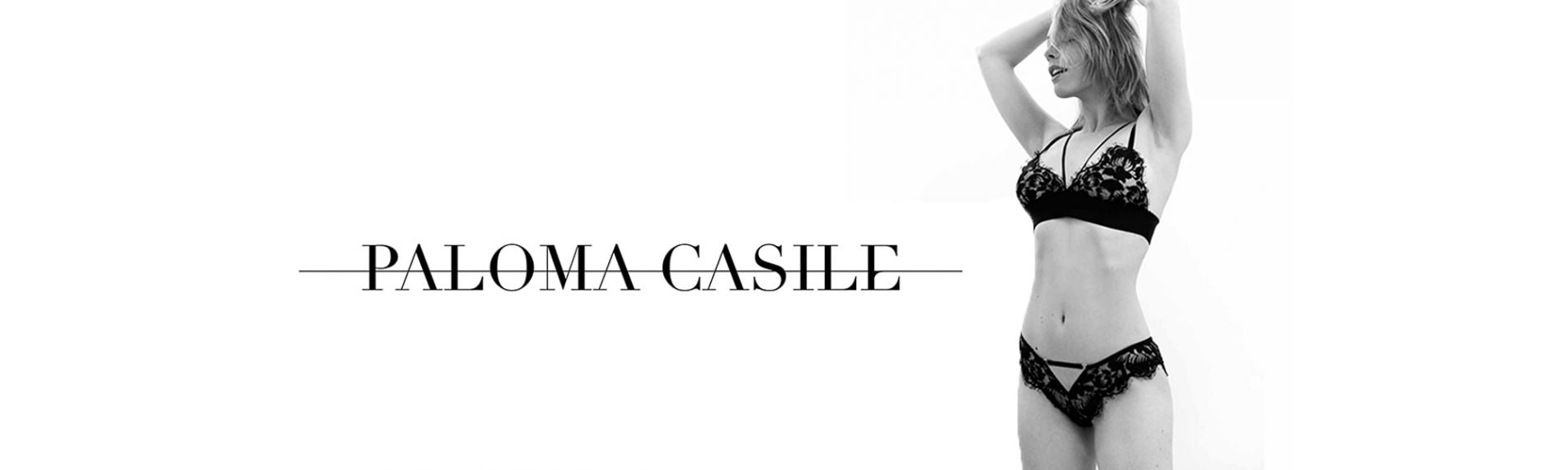 paloma casile lingerie collection