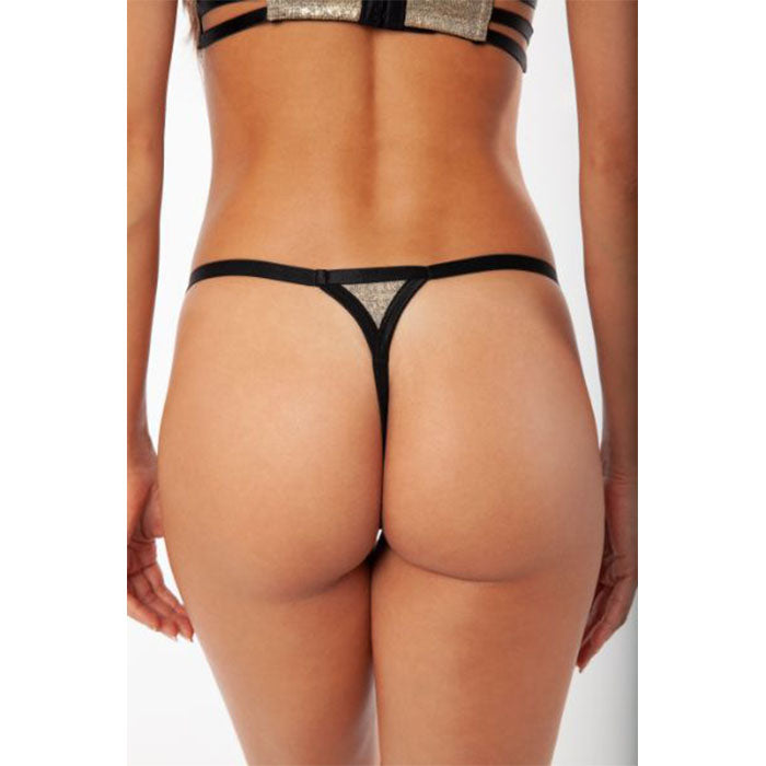 Raquel Thong - Avery Rose Lingerie - Evellier