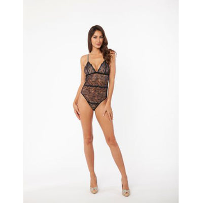 Carly Bodysuit - Avery Rose Lingerie - Evellier