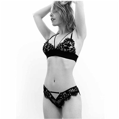 Jane Full Cup Bra - Paloma Casile - Evellier