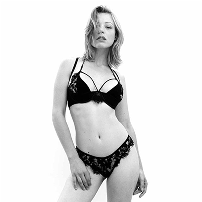 Jane Seduction Bra - Paloma Casile - Evellier