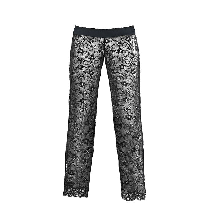 Camille Pants Black - Tess - Evellier