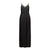 Long Gown Lustre and Luxe Black - Room 24 - Evellier