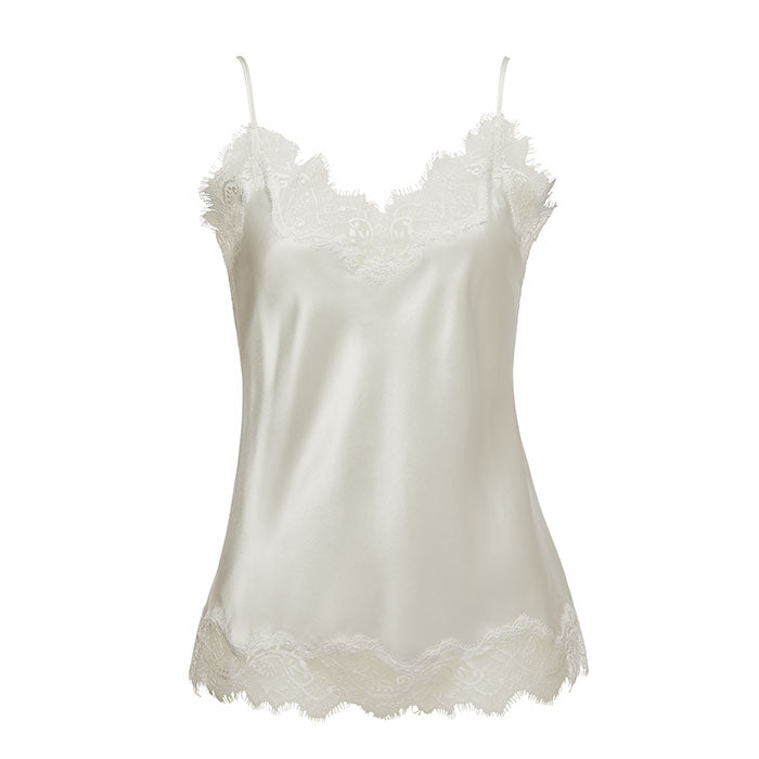 Scarlett Camisole Ivory - Sainted Sisters - Evellier