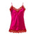 Scarlett Camisole Hot Pink/Scarlett Red - Sainted Sisters - Evellier