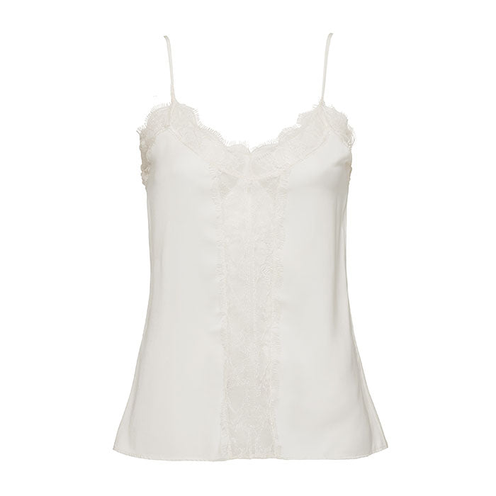 Harper Camisole White - Sainted Sisters - Evellier