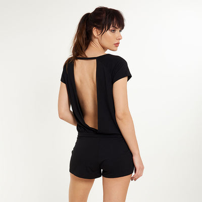 Moon Jumper With Open Back - Lingadore - Evellier