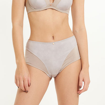 Mireira High Waist Brief - Lingadore - Evellier