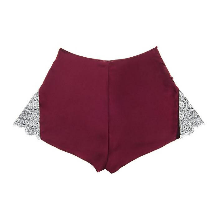 Eleanor Damson French Knicker - Harlow & Fox - Evellier