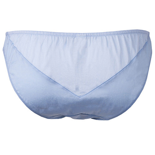 Angular Brief Blue - Rossell London - Evellier