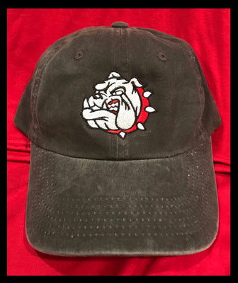 Ladies Unstructured Bulldog Hat
