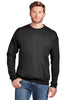 Straight Applique Crew Neck Sweatshirt