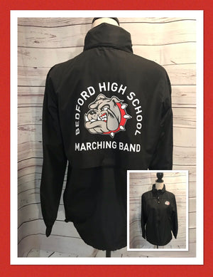 BHS Marching Band Technolite Jacket