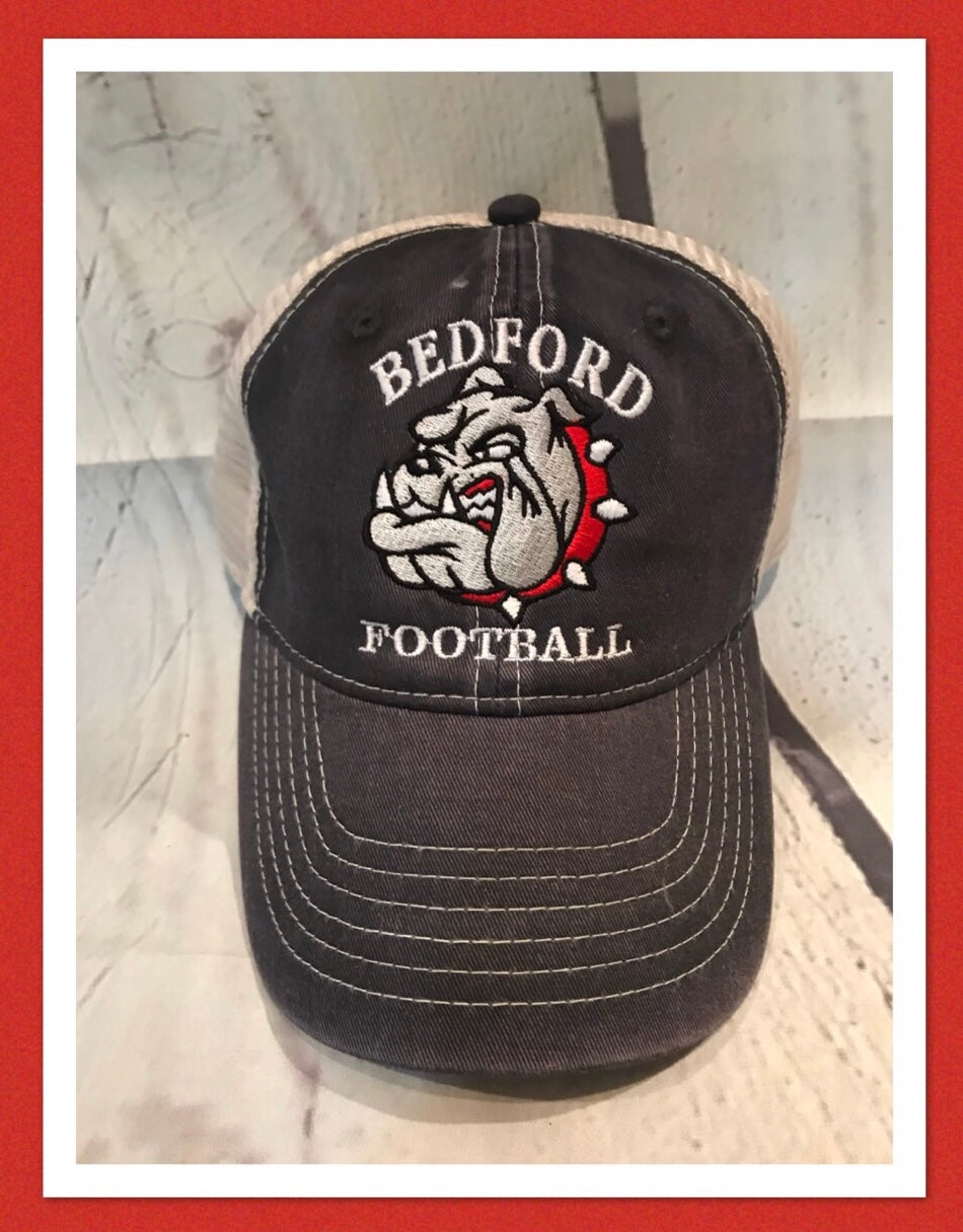 Bedford Football Trucker Cap