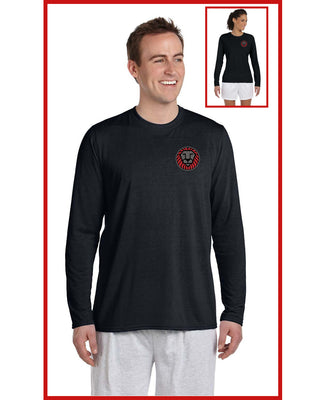 RAL Coaches Long Sleeve Performance Tee
