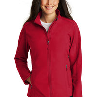 Bedford Football Bonded Soft Shell Jacket