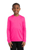 PWS SportTek Long Sleeve Peformance Tee