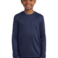 Memorial SportTek Long Sleeve Peformance Tee