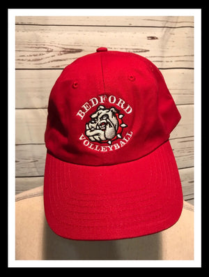 Bedford Volleyball Unstructured Cap