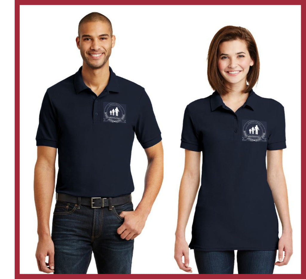 SAU25 Embroidered Cotton Polo