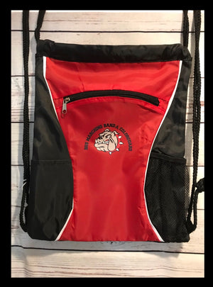 Marching Band & ColorGuard Cinch Bag