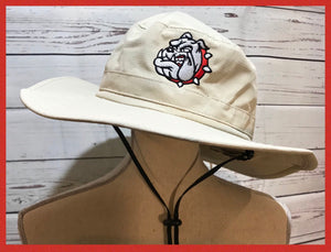 PA Bulldog Outdoor Wide Brim Hat