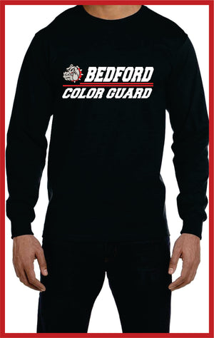 Bedford Color Guard LS Tee