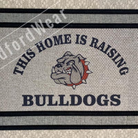 Bulldog Door Mat